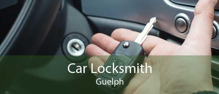 Car Locksmith Guelph