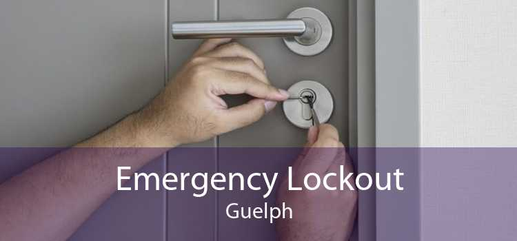 Emergency Lockout Guelph