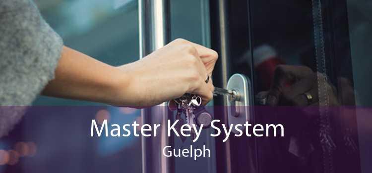 Master Key System Guelph