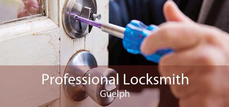 Professional Locksmith Guelph