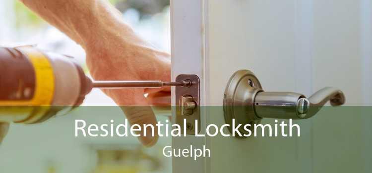 Residential Locksmith Guelph